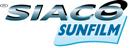 Film teinté de protection solaire par traitement de vitrage bâtiment